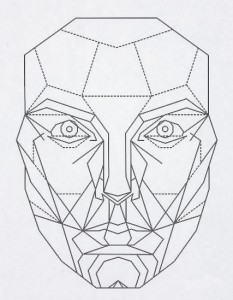 Proporción Áurea aplicada a la cirugía estética: plantilla diseñada por Stephen R. Marquardt